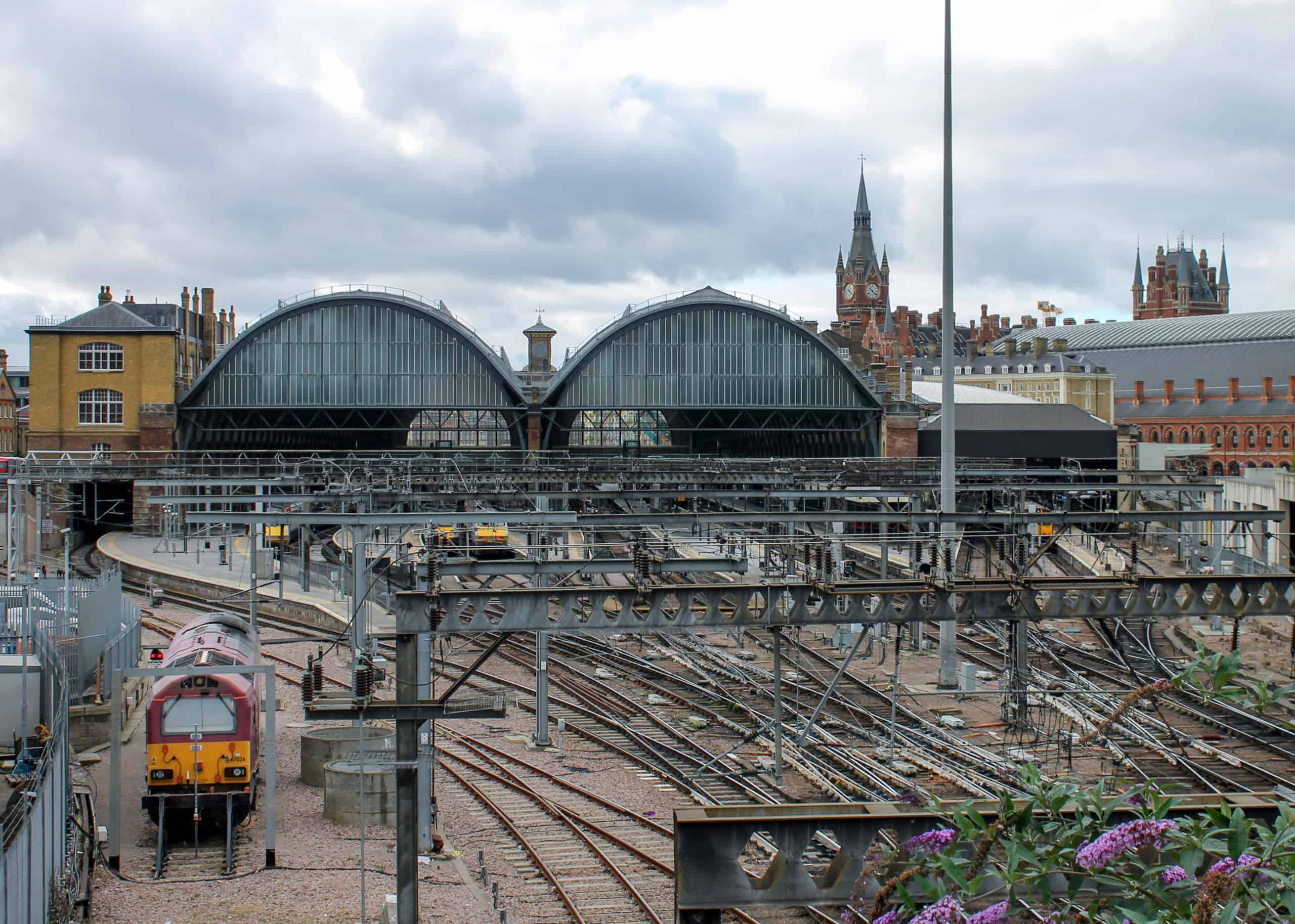 Claretech Supreme Reduces Noise Complaints at London St Pancras Station