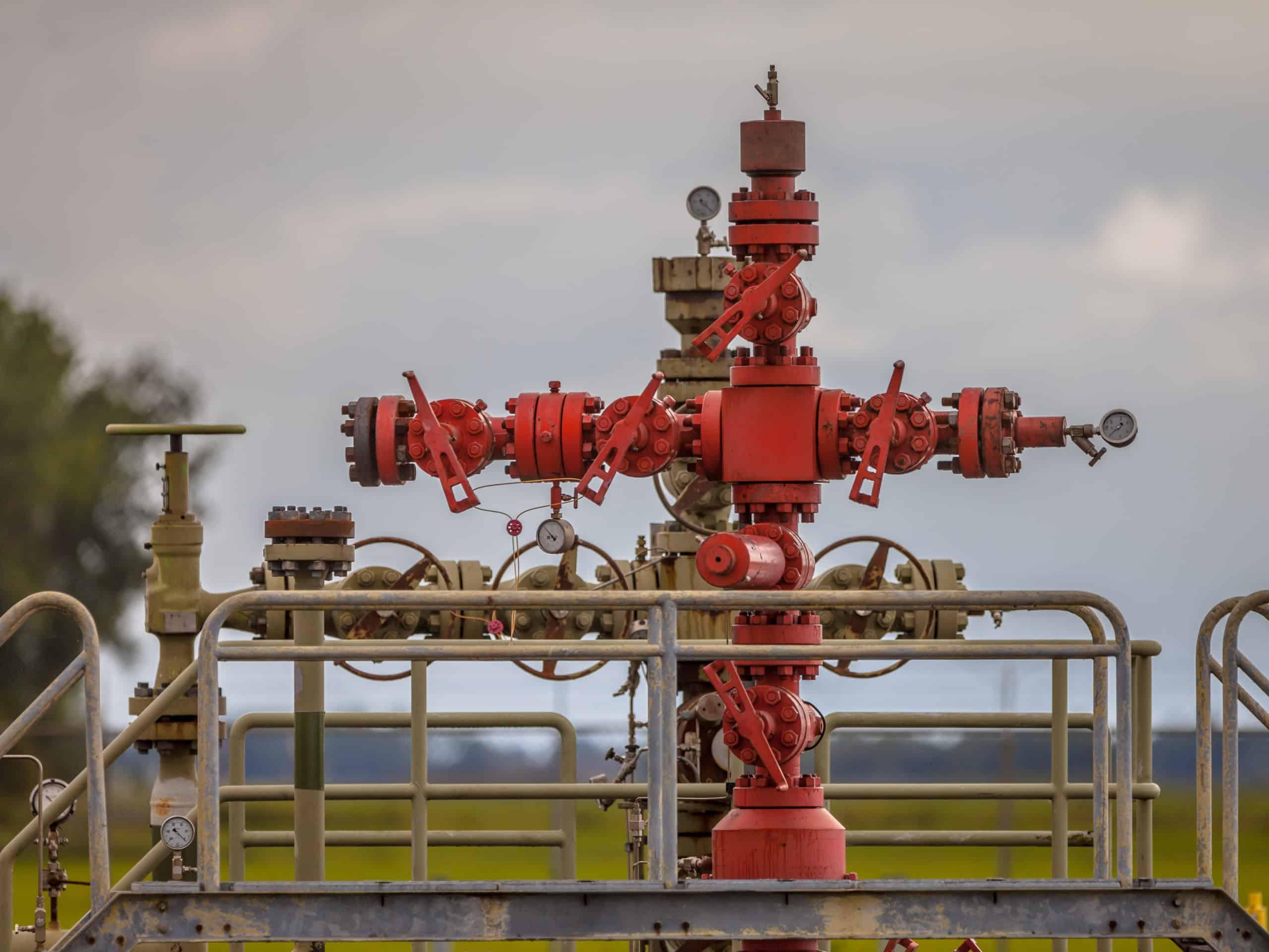 Valve Lubricant 601 stops leaking upper master valves