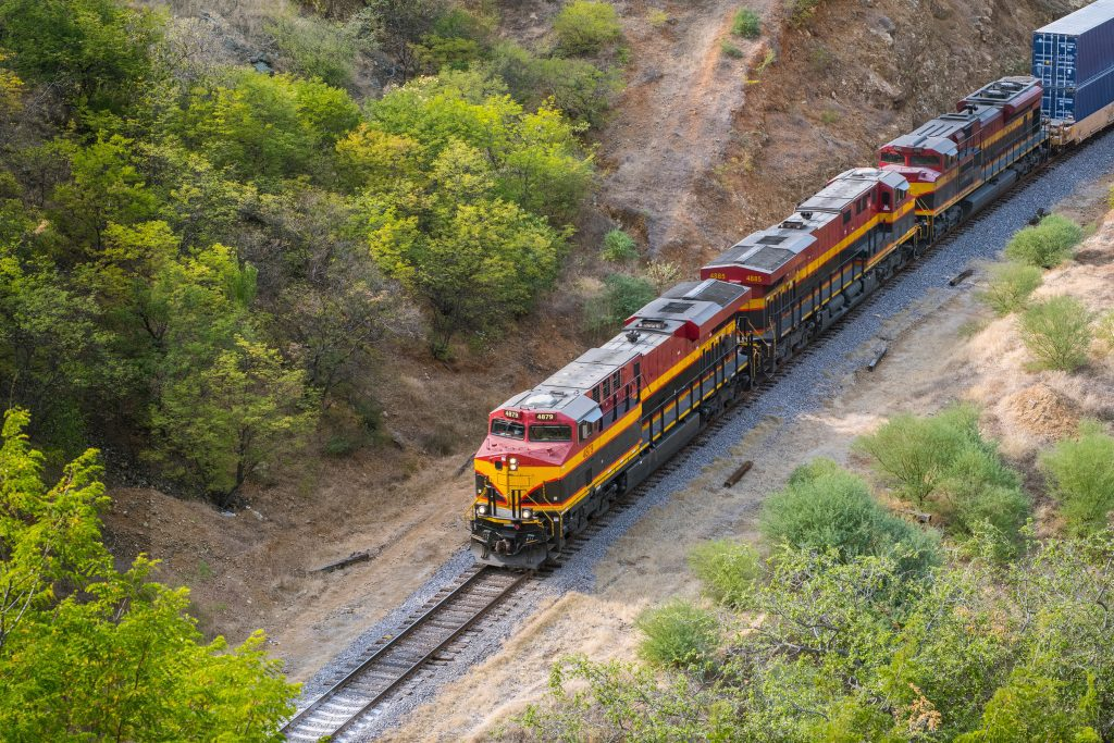EcoCurve Heavy Haul Delivers All-Seasons, High Load Protection for Large Class 1 Railroad in North America